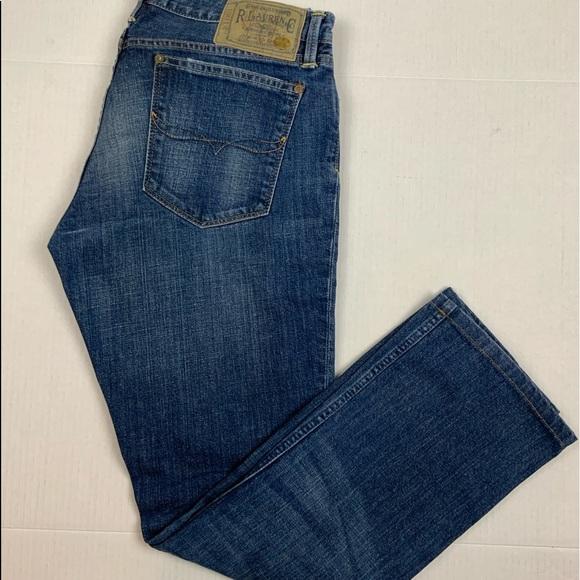 Ralph Lauren Men's Jeans Madison 888 Size 31 X 32